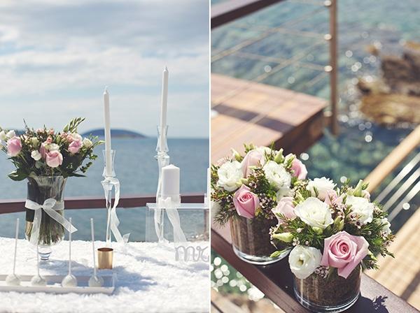 ροζ-διακοσμηση-γαμου