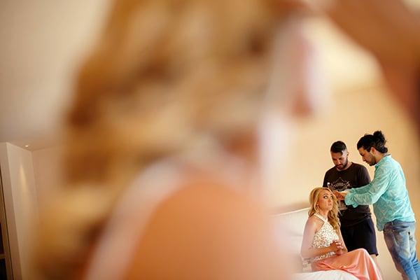 ετοιμασια-νυφης-χτενισμα