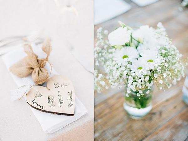 ρουστικ-διακοσμηση-γάμου