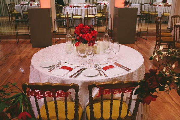 Centerpiece-red-roses