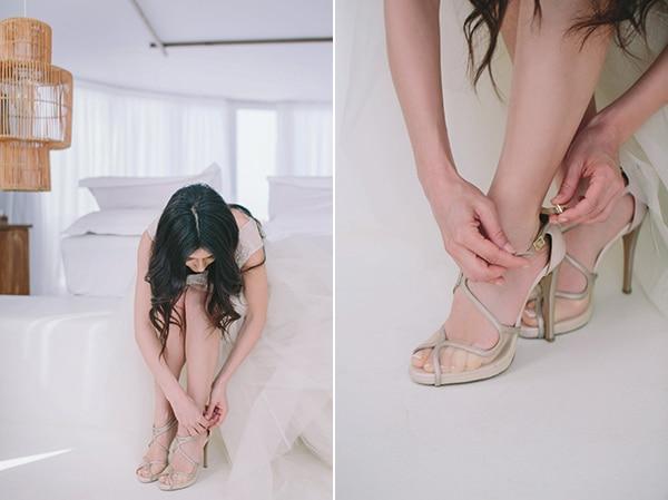 kokos-νυφικα-παπουτσια
