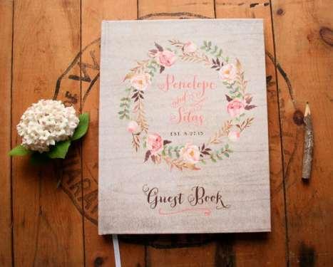 Ρομαντικό ευχολόγιο γάμου για ένα ρουστίκ ή bohemian γάμο