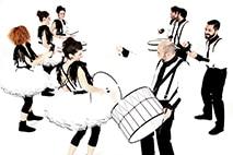 B&W Drums
