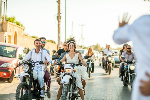 8b12e6eceed Μποεμ γαμος στην Αιγινα   Αναστασια & Παναγιωτης - Love4Weddings