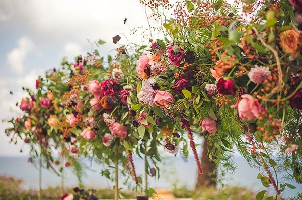hanging-floral-centerpieces