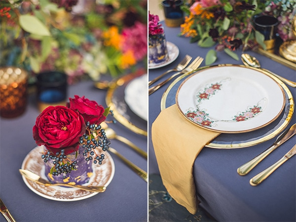 royal-blue-gold-wedding-decoration