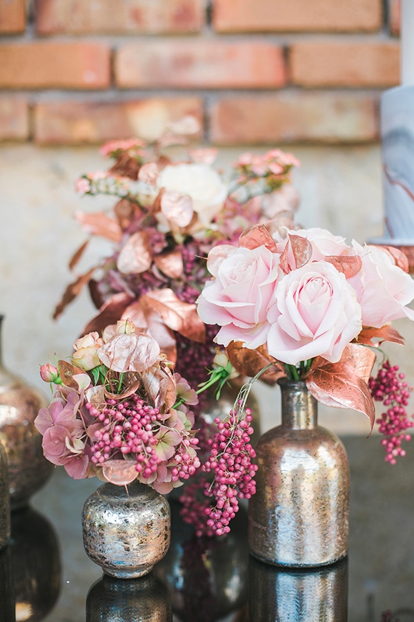 Rose Gold Love4weddings