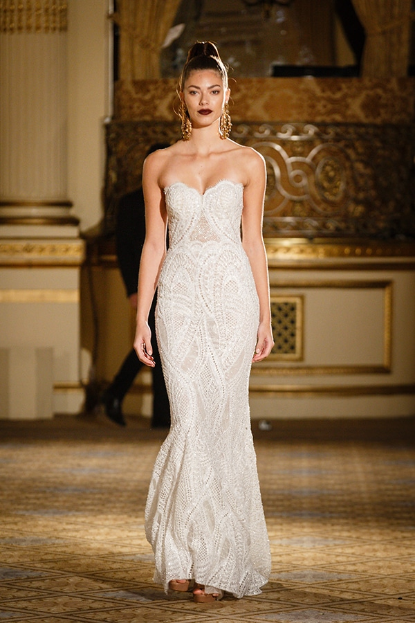 foto TheLIST: The Top Trends of Bridal Spring 2019