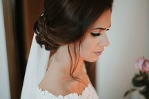 Ρομαντικο μακιγιαζ νυφης