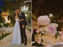 Ομορφη τουρτα γαμου
