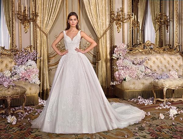 demetrios-νυφικα-φορεματα-πριγκιπικα