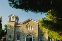 Εκκλησια Αγ. Γεωργιου – Τριζονια