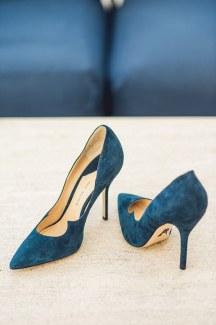 Νυφικα παπουτσια Paul Andrew