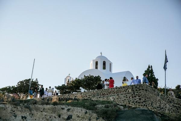 Αγιος Μαρκος, Σαντορινη