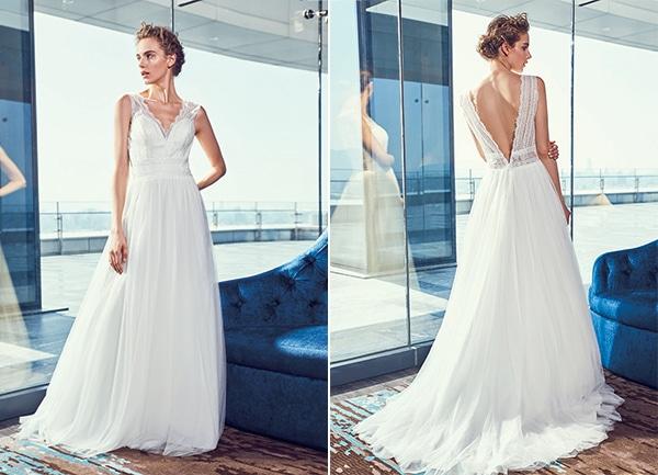 Gorgeous wedding dresses   Metropolitan by Eleni Elias - Chic ...