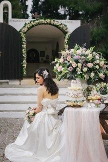 Διακοσμηση εκκλησιας γαμου