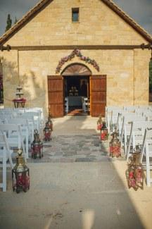 Διακοσμηση γαμου με φαναρακια