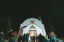 Ιερoς ναoς Αγιας Τριαδος, Αθηνα