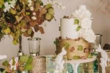 Φθινοπωρινη τουρτα γαμου