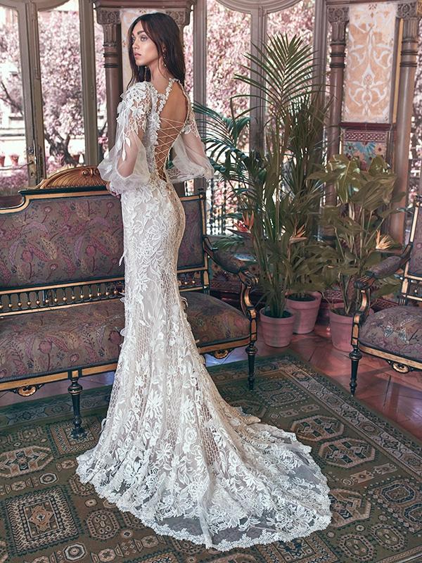 Πανεμορφο νυφικο φορεμα