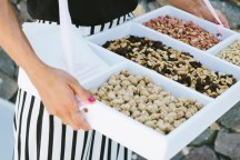 Healthy snacks for your wedding guests