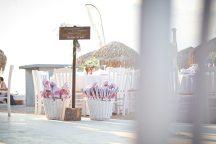 Ιδεες για γαμο στην παραλια