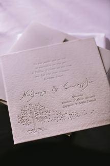 Chic προσκλητηριο γαμου