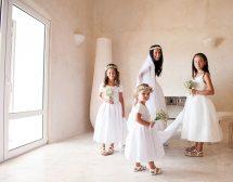 Ρομαντικα φορεματα για παρανυφακια