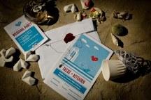Πρωτοτυπα προσκλητηρια γαμου