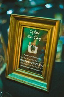 Instagram wedding ideas