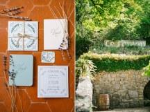 Ρουστικ προσκλητηρια γαμου