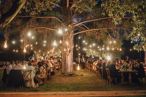 String Lights Love4weddings