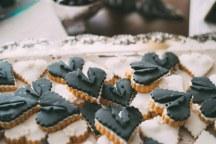 Unique wedding cookies