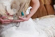 Μπομπονιερες γαμου σε απαλα χρωματα