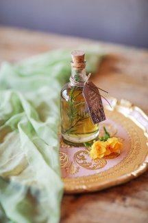 Μπομπονιερα – μπουκαλακι με ελαιολαδο
