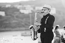 Andrew Siveras Saxophonist