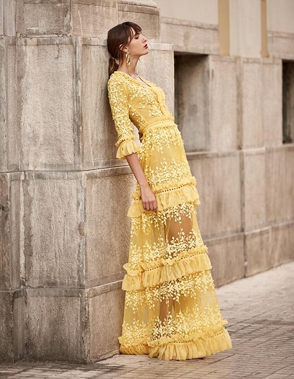80fd46dad7 Πανεμορφα φορεματα Costarellos για Ανοιξη – Καλοκαιρι 2018 - RTW ...