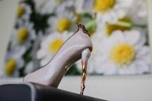 Μοναδικα νυφικα παπουτσια Dukas