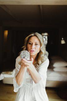 Φυσικο μακιγιαζ νυφης ιδανικο για καλοκαιρινο γαμο