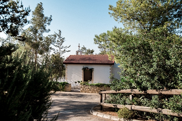 εκκλησακι του Αποστολου Λουκα, Lexeco Estate