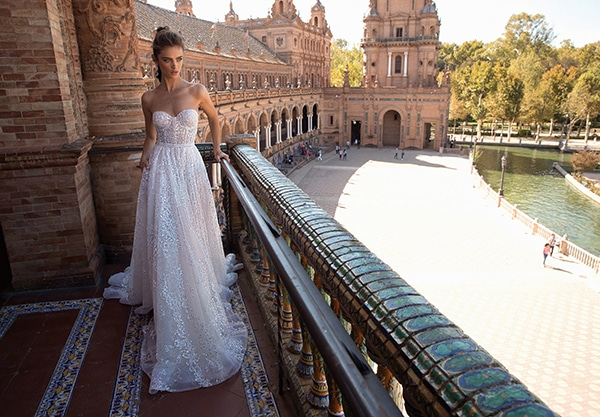 Νυφικο φορεμα Berta Bridal