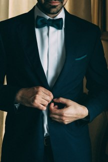 Μπλε σκουρο γαμπριατικο κοστουμι
