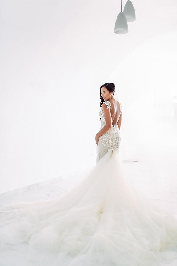 Galia Lahav chic νυφικο φορεμα