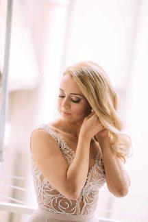 Νυφικο μακιγιαζ για εναν ρομαντικο και elegant γαμο