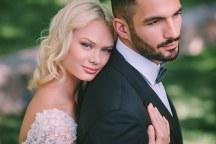 Μακιγιαζ για νυφη σε απαλους τονους