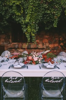Ιδεες διακοσμησης για garden style γαμο