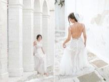Costantino νυφικο φορεμα