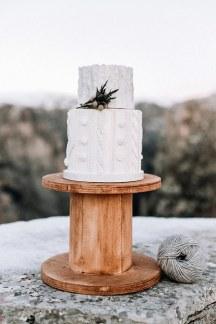 Λευκη τουρτα γαμου