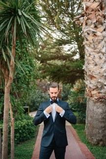 Μαυρο κοστουμι γαμπρου Hugo Boss