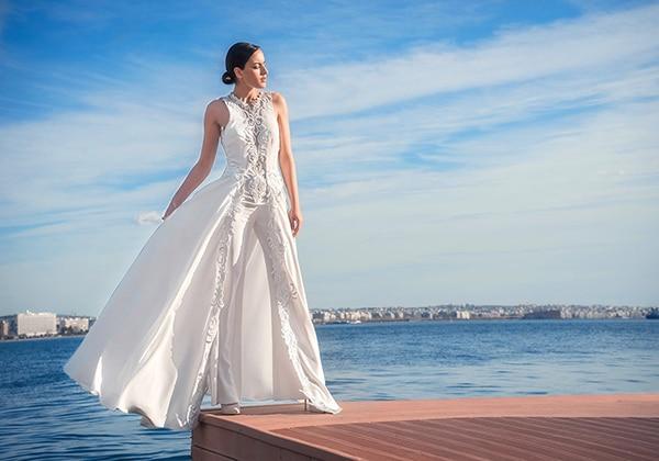 Alkmini Atelier νυφικο φορεμα